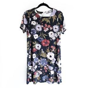 The Loft • Floral Print Dress